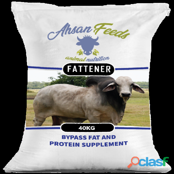Ahsan's cattle fattener feed   (export quality)