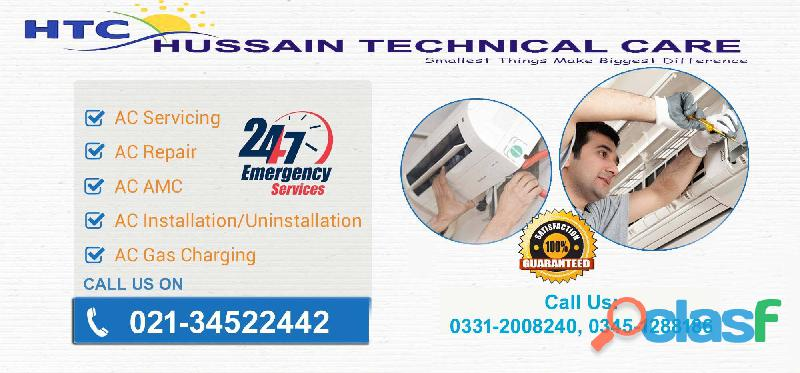 Repair & maintenance services