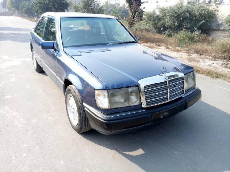 Mercedes benz 200 d 1993