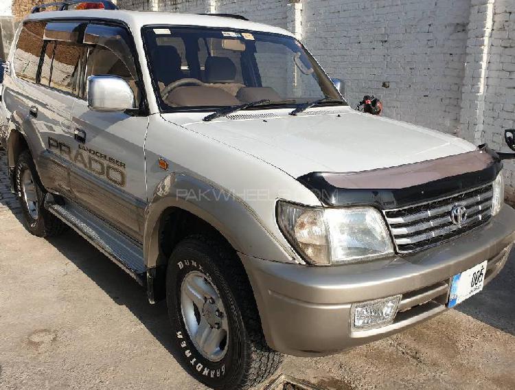 Toyota prado tz 3.0d 2001