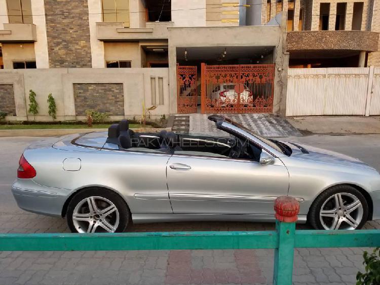 Mercedes benz clk class clk200 kompressor cabriolet 2007