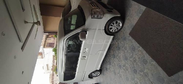 Suzuki every wagon pz turbo special 2016
