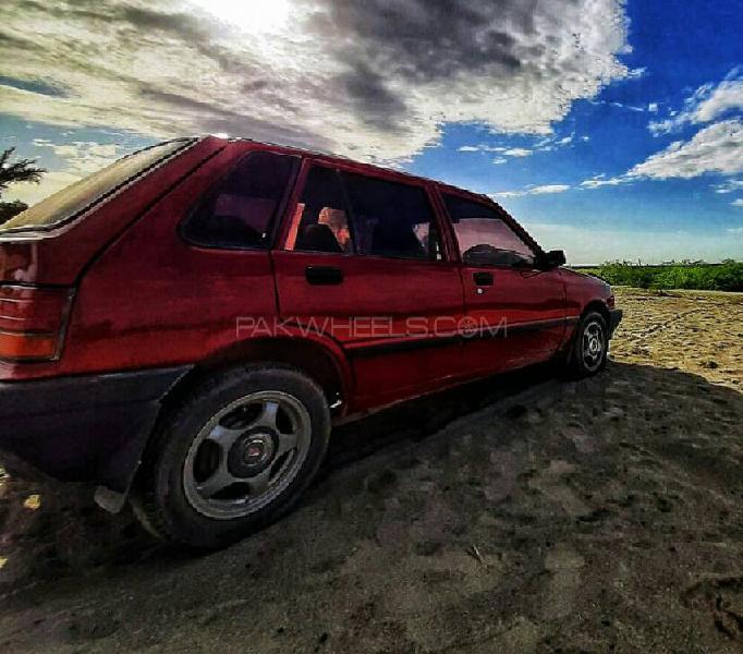 Suzuki khyber plus 1994