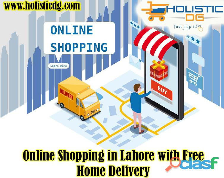 Online shopping in lahore with free home delivery