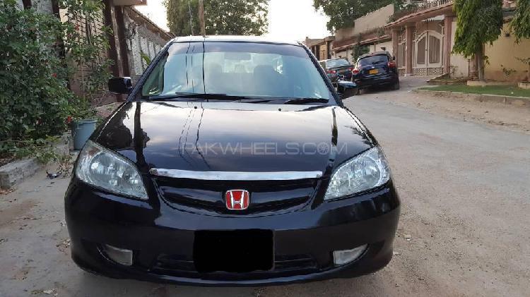 Honda civic vti prosmatec 1.6 2003