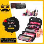 Roll n go cosmetic bag, hanging roll