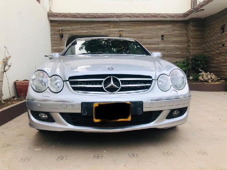 Mercedes benz slk class slk200 kompressor 2008