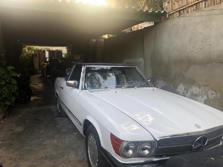 Mercedes benz sl class sl 500 1976
