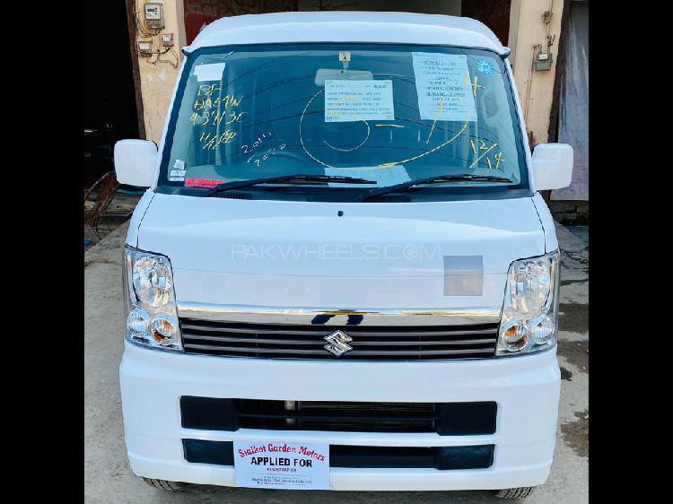 Suzuki every wagon jp 2014