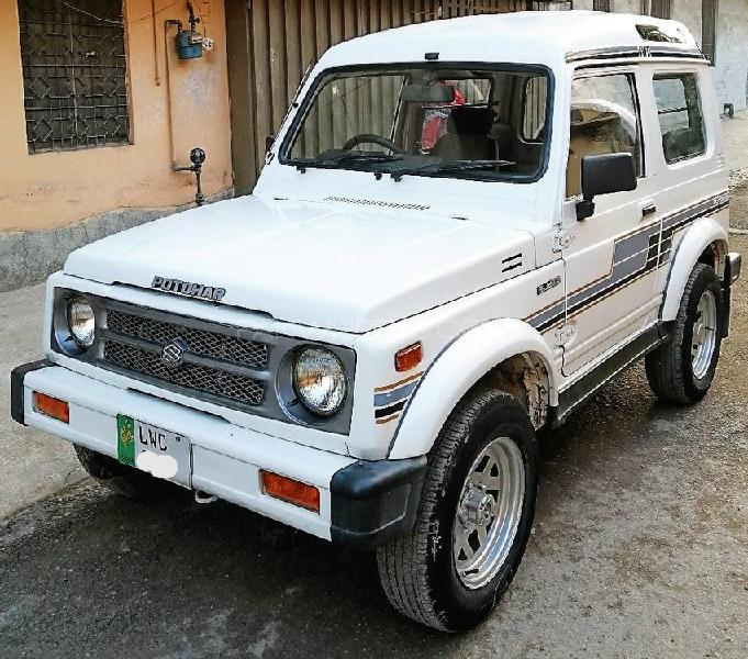 Suzuki potohar 2006
