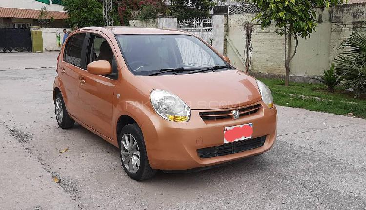 Toyota passo x yururi 2010