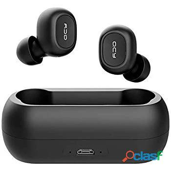Qcy mini invisible earphone calls wireless headphone bluetooth 4.1