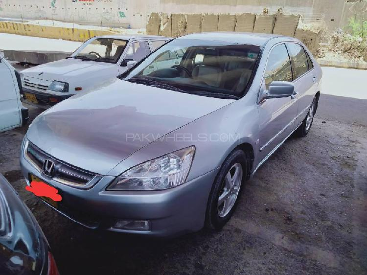 Honda accord type s 2006