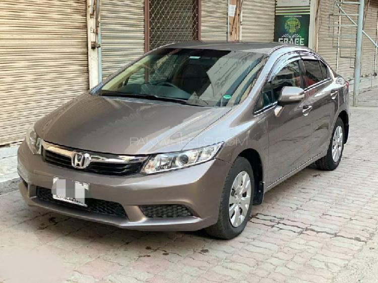Honda civic vti prosmatec 1.8 i-vtec 2015