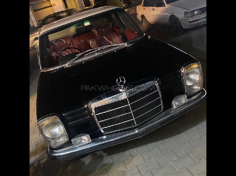 Mercedes benz 250 d 1972