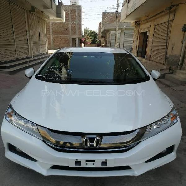 Honda grace hybrid ex 2017