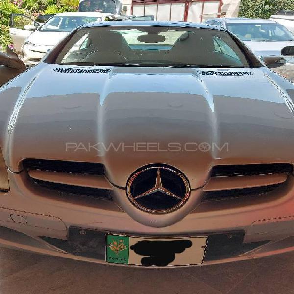 Mercedes benz slk class slk200 kompressor 2005