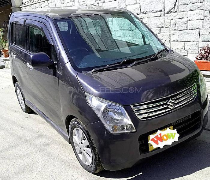 Suzuki wagon r fx idling stop 2010