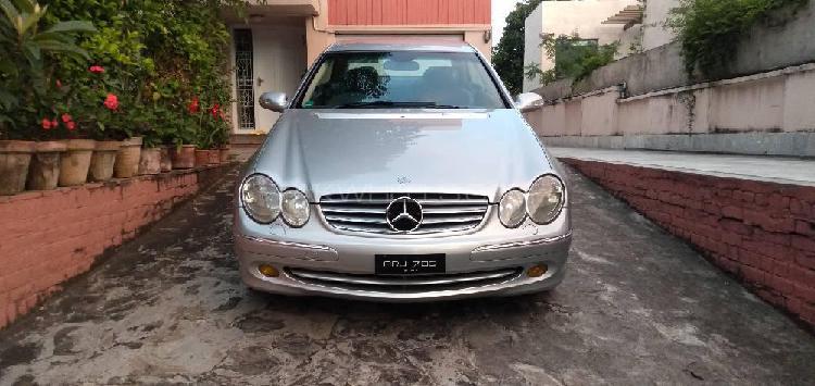 Mercedes benz clk class clk320 2003