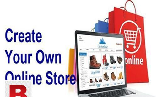 Create your won online store at very reasonable price