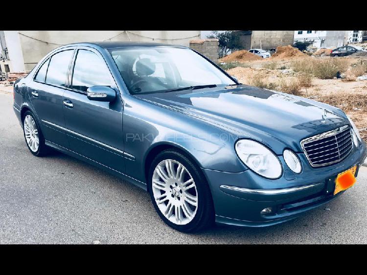 Mercedes benz e class e200 2006