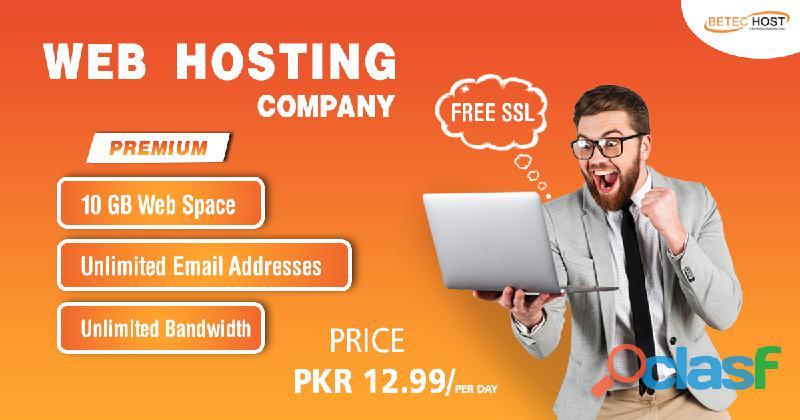 ❗ web hosting company in pakistans   betec host ❗