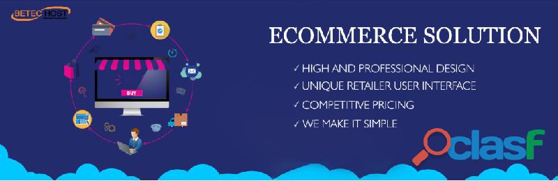 Ecommerce solution in pakistan   betec host