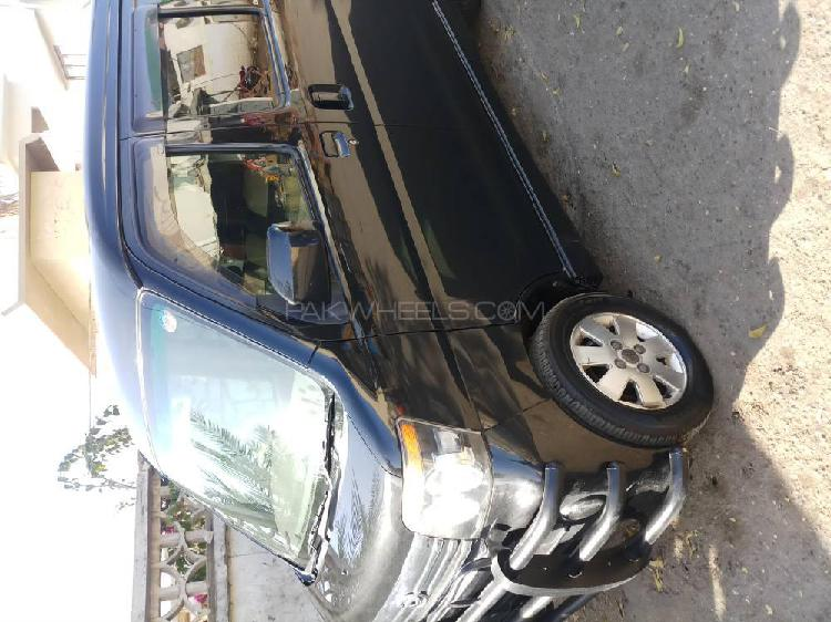 Daihatsu atrai wagon custom turbo r black edition 2010