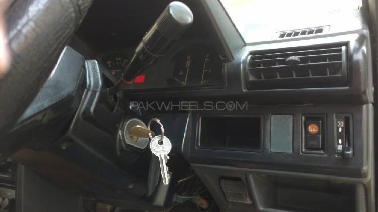 Toyota starlet 1.0 1983