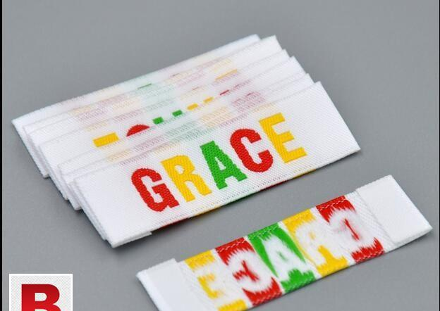 Woven Labels & All Clothing Tags