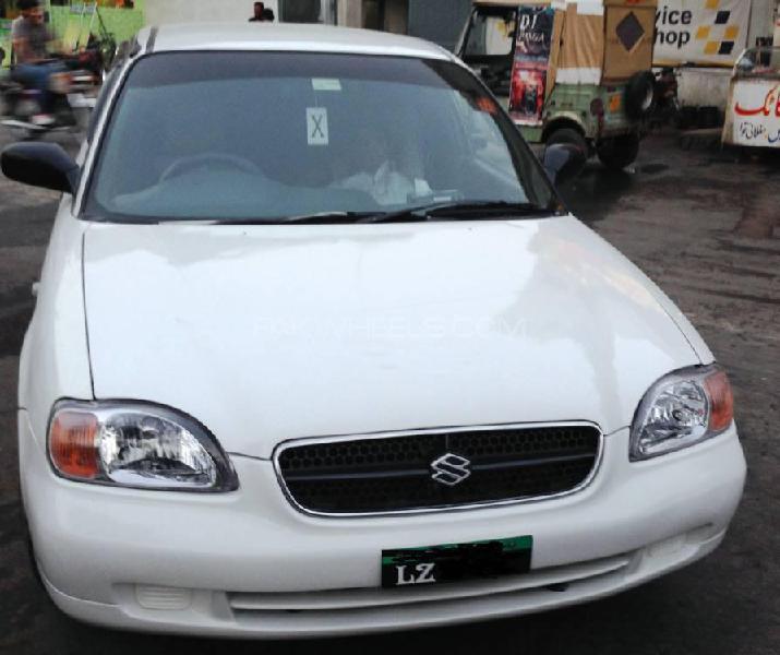 Suzuki baleno jxr 2005