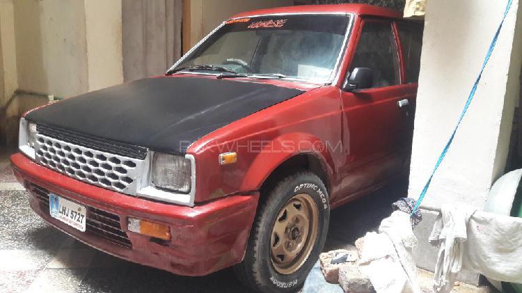 Daihatsu charade detomaso 1984