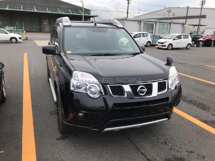 Nissan x trail 2.0 gt 2012