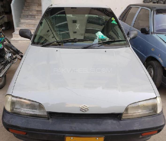 Suzuki margalla gl plus 1997