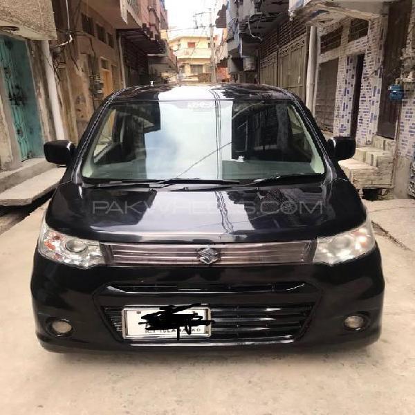 Suzuki wagon r stingray j style 2012