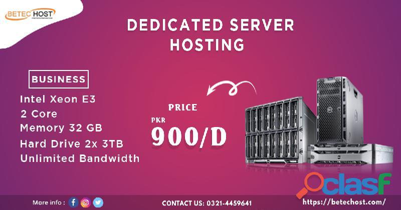 Web Hosting Company in Karachi   BeTec Host