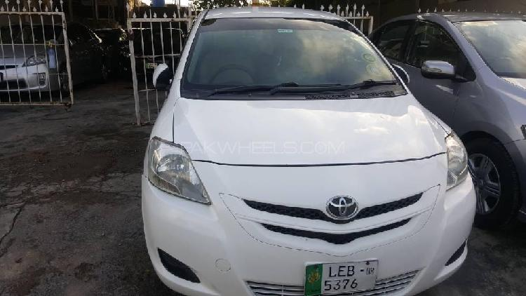 Toyota belta x s package 1.0 2007
