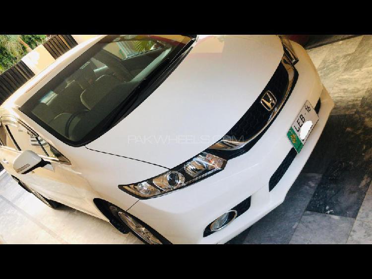 Honda Civic VTi Oriel Prosmatec 1.8 i-VTEC 2016