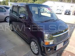 Suzuki wagon r limited 2007