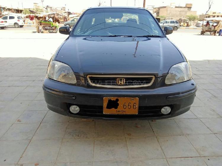 Honda civic vti 1.6 1997