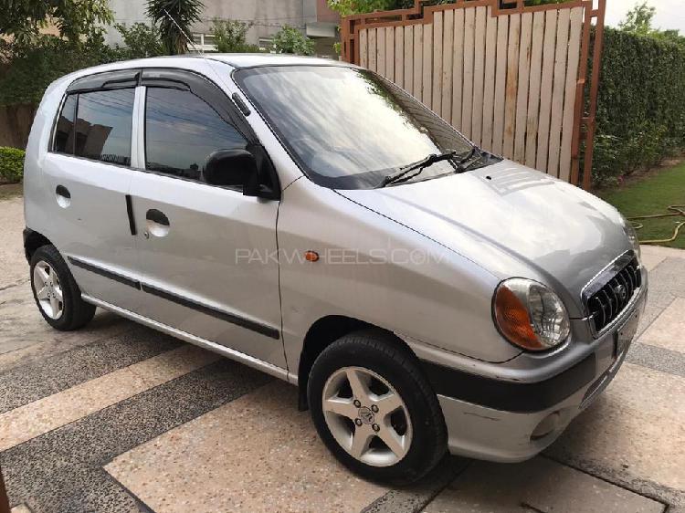 Hyundai santro club 2003