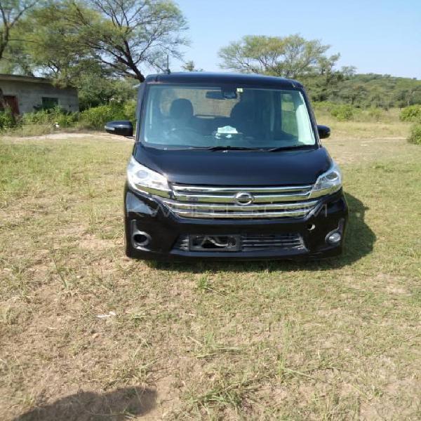 Nissan dayz highway star 2015