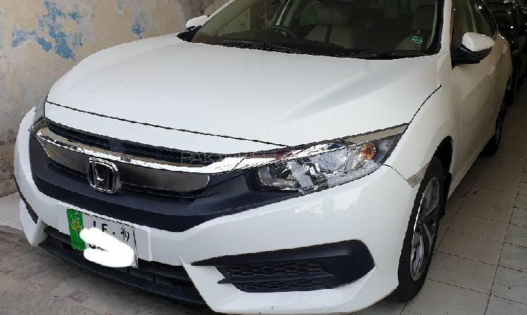 Honda civic 1.8 i-vtec cvt 2019