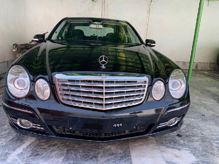 Mercedes benz e class e200 2007