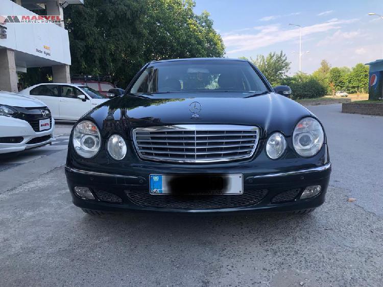 Mercedes benz e class e200 2003