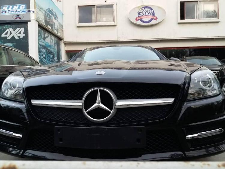 Mercedes benz slk class slk 250 2014