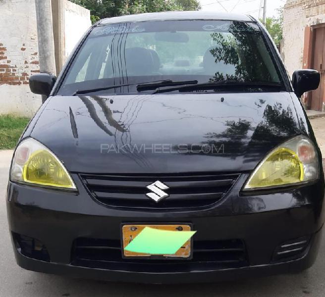 Suzuki liana rxi (cng) 2006