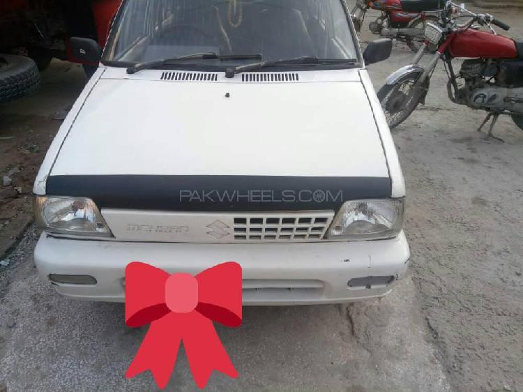 Suzuki mehran vx 2005