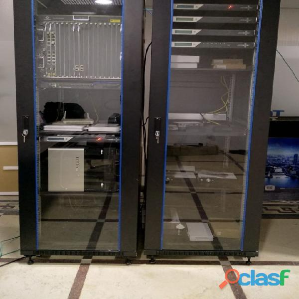 Imported 42u racks available at network zone