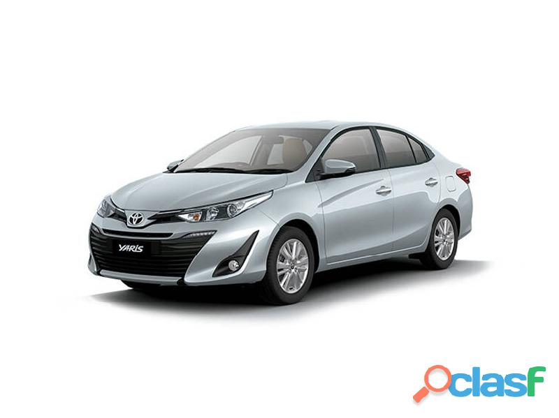Toyota Yaris 1.3 automatic 2020 model get on very easy instalments